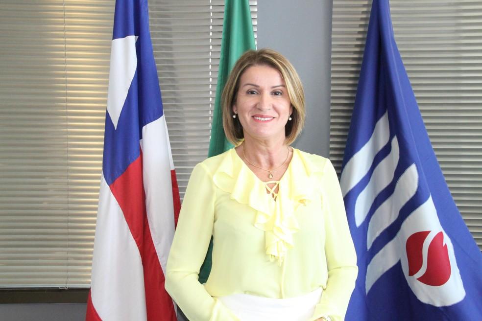 Promotora de Justiça Ediene Lousado foi mantida no cargo de chefe do MP-BA pelo governador Rui Costa. (Foto: Divulgação/MP-BA)