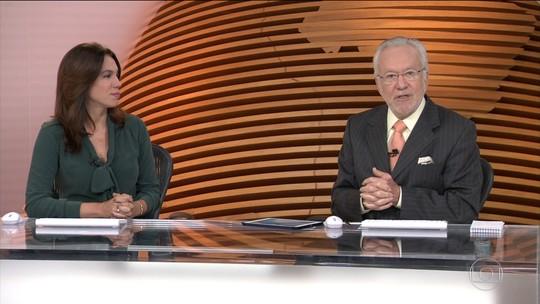 Alexandre Garcia comenta eleição de Rodrigo Maia para presidir a Câmara