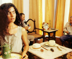 A estreia de Patrícia França na TV foi na minissérie 'Teresa Batista' em 1992 | TV Globo