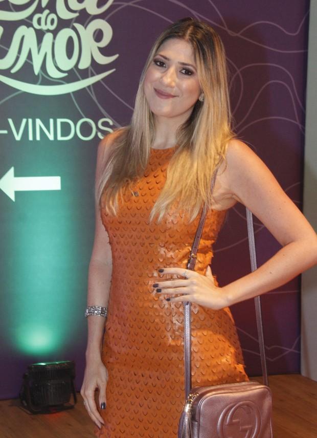 Dani Calabresa (Foto: Marcos Ferreira/Brazil News)