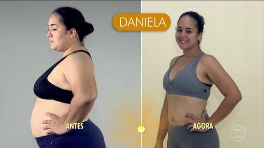 Hábitos saudáveis, reeducação alimentar e disciplina ajudam a manter o peso