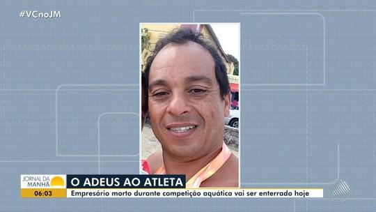Atleta passa mal e morre em competição de natação em praia de Salvador