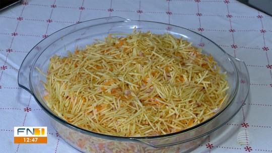 Salada russa é saborosa e prática de fazer