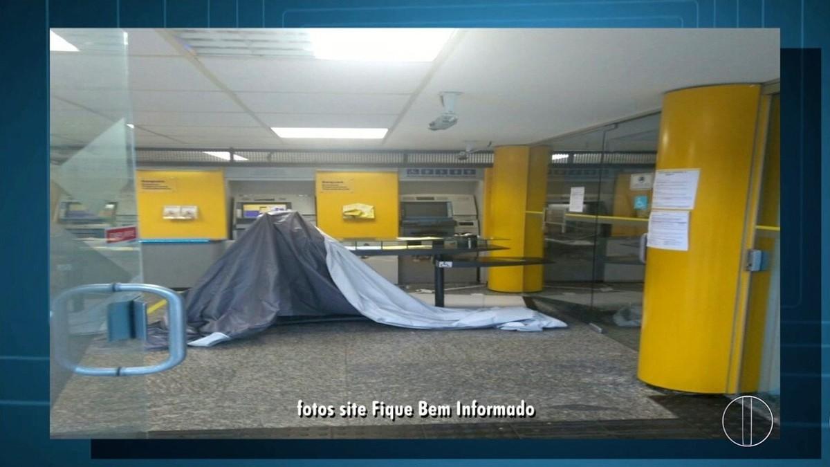 Agência bancária é alvo de tentativa de roubo em Búzios, no RJ