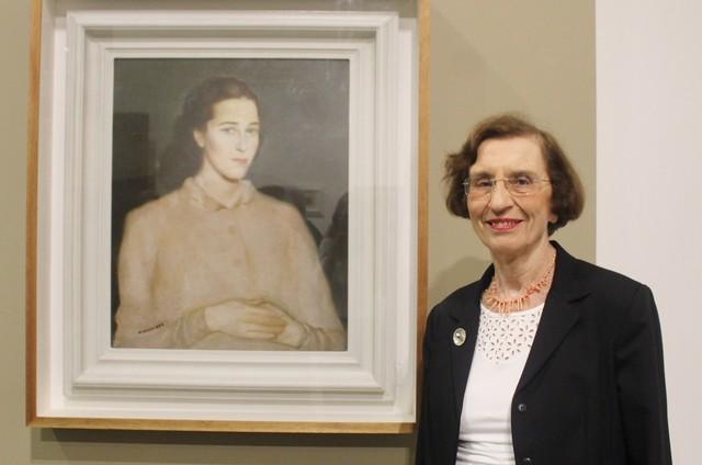 Museu Nacional de Belas Artes: feito por Portinari, quadro de Olga Benário está em exposição