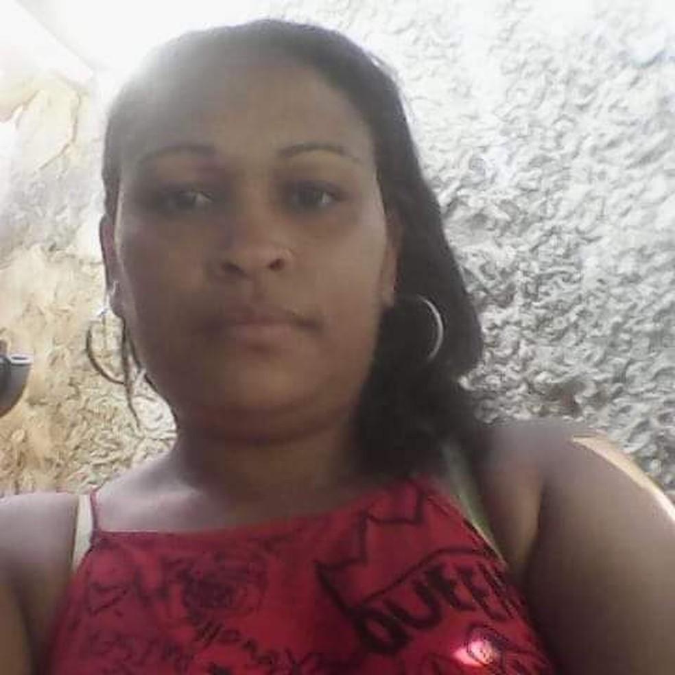 Edineide Dantas de Araújo tinha 35 anos e morreu após choque elétrico — Foto: Cedida