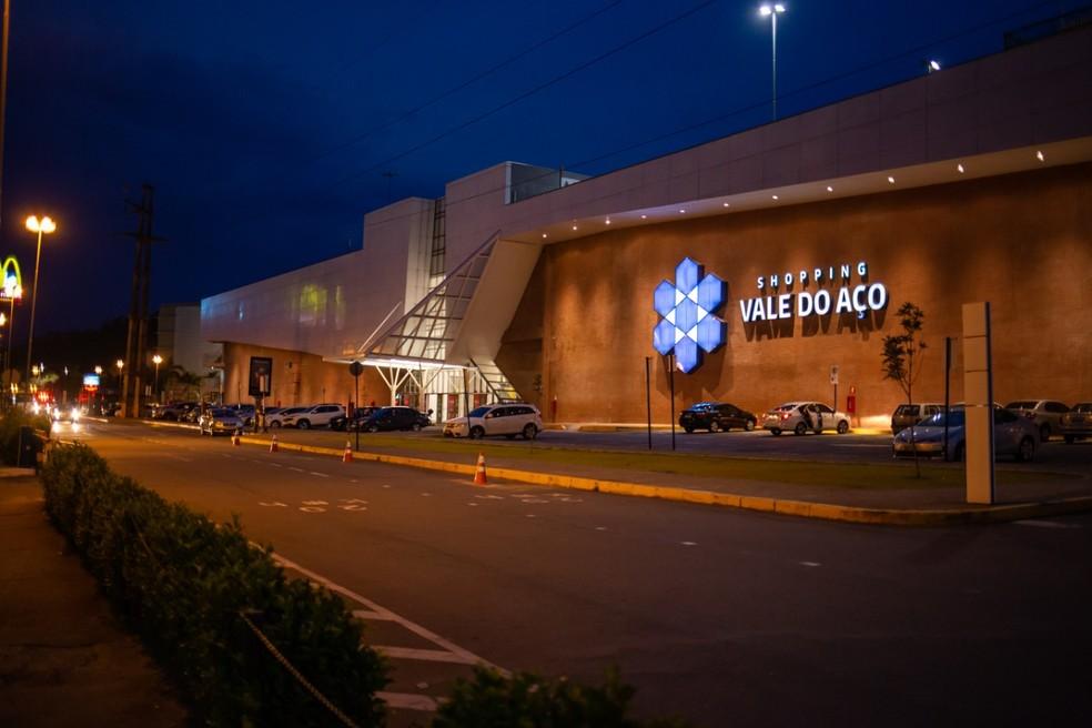Shopping de Ipatinga reabre as portas para a o público — Foto: Divulgação/Shopping