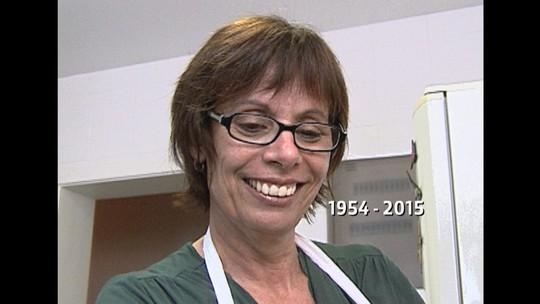 Amigos lamentam a morte da jornalista Sandra Moreyra