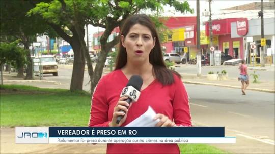 Vereador é preso em operação da Polícia Civil suspeito de exigir parte de salário de servidores em RO