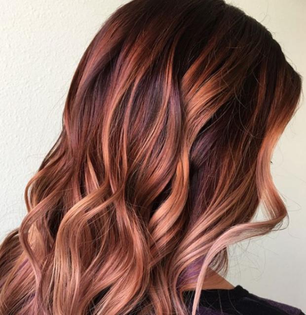 Lava Hair também pode ter base mais escura - ou mais clara! (Foto: Reprodução)
