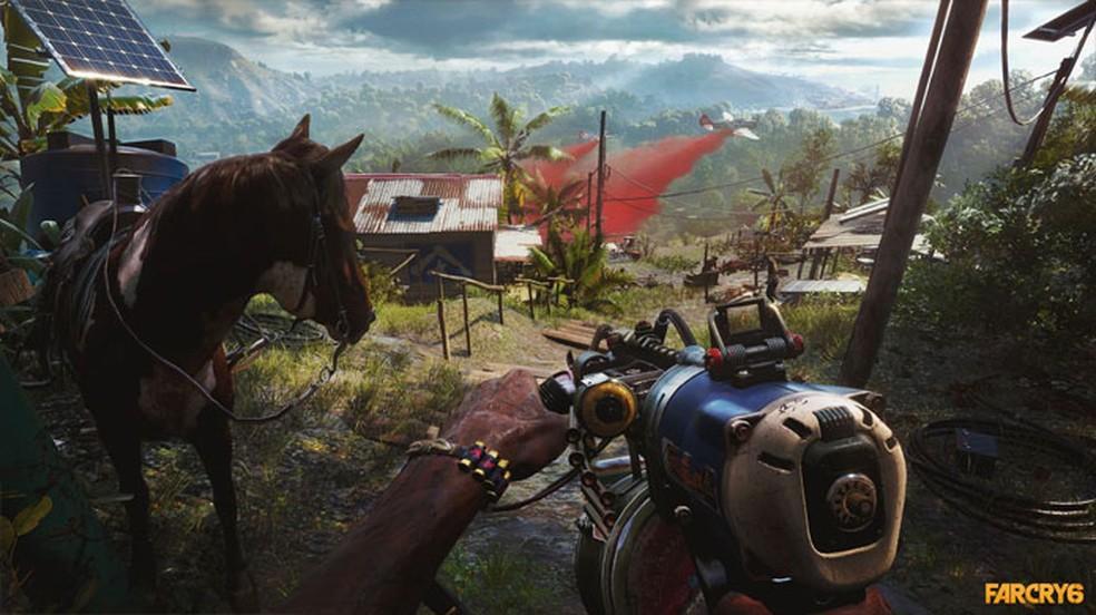 Far Cry 6 é um dos games mais esperados da Ubisoft para a E3 2021 — Foto: Reprodução/Polygon