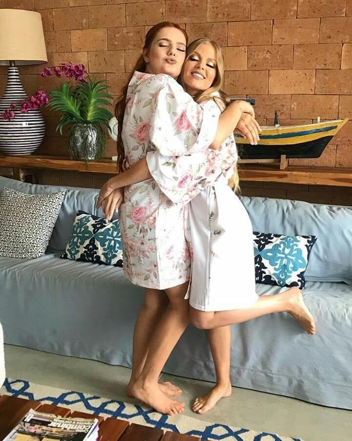 Luiza Sonza e Nayara Rattacasso (Foto: Reprodução/Instagram)