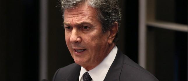 Collor (Foto: Agência O Globo)