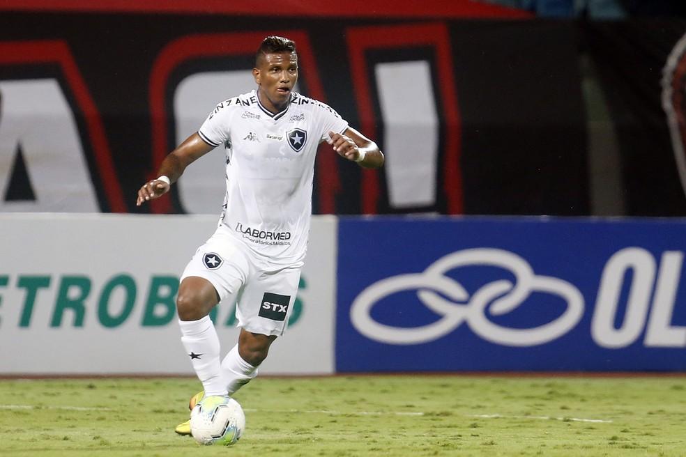 Rentería Atlético-GO x Botafogo — Foto: Vitor Silva/Botafogo