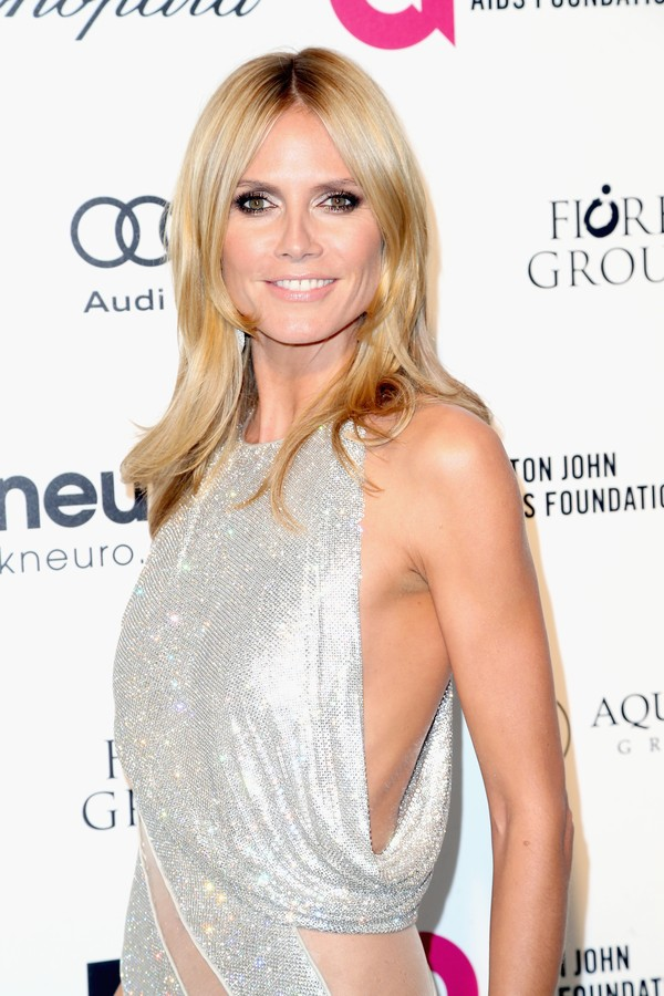 A modelo Heidi Klum (Foto: Getty Images)