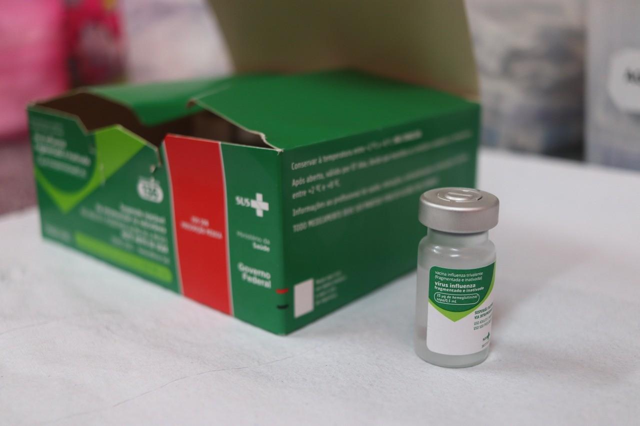 Vacinas contra influenza, pólio e sarampo estão abaixo da meta de cobertura em Belo Horizonte