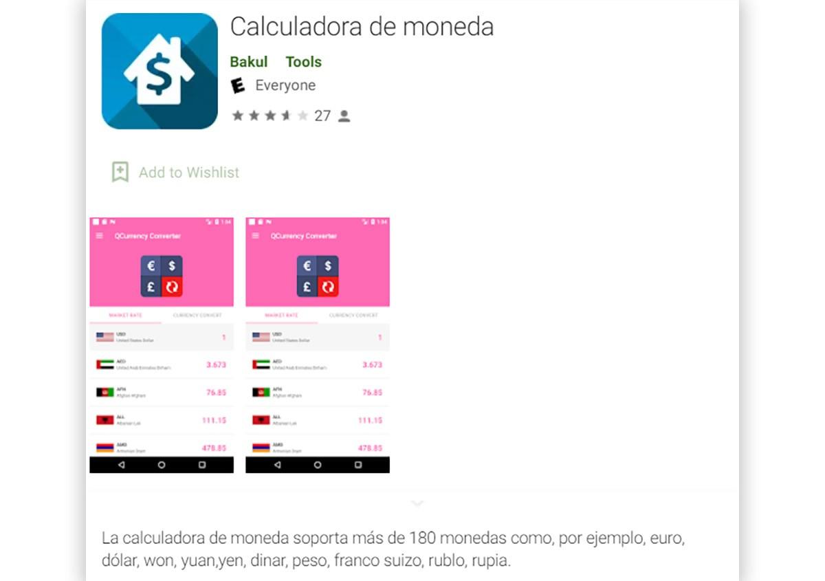 Ladrão de senhas bancárias para Android teve 10 mil downloads na Play Store disfarçado de 'conversor de moeda'