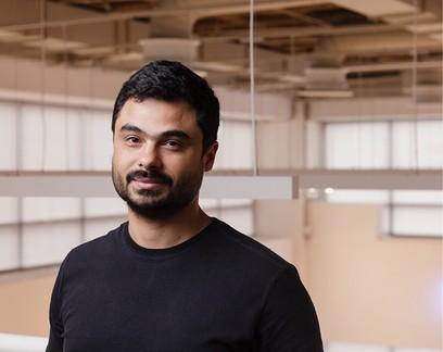 Ele criou uma startup que cresceu cinco vezes de tamanho só este ano