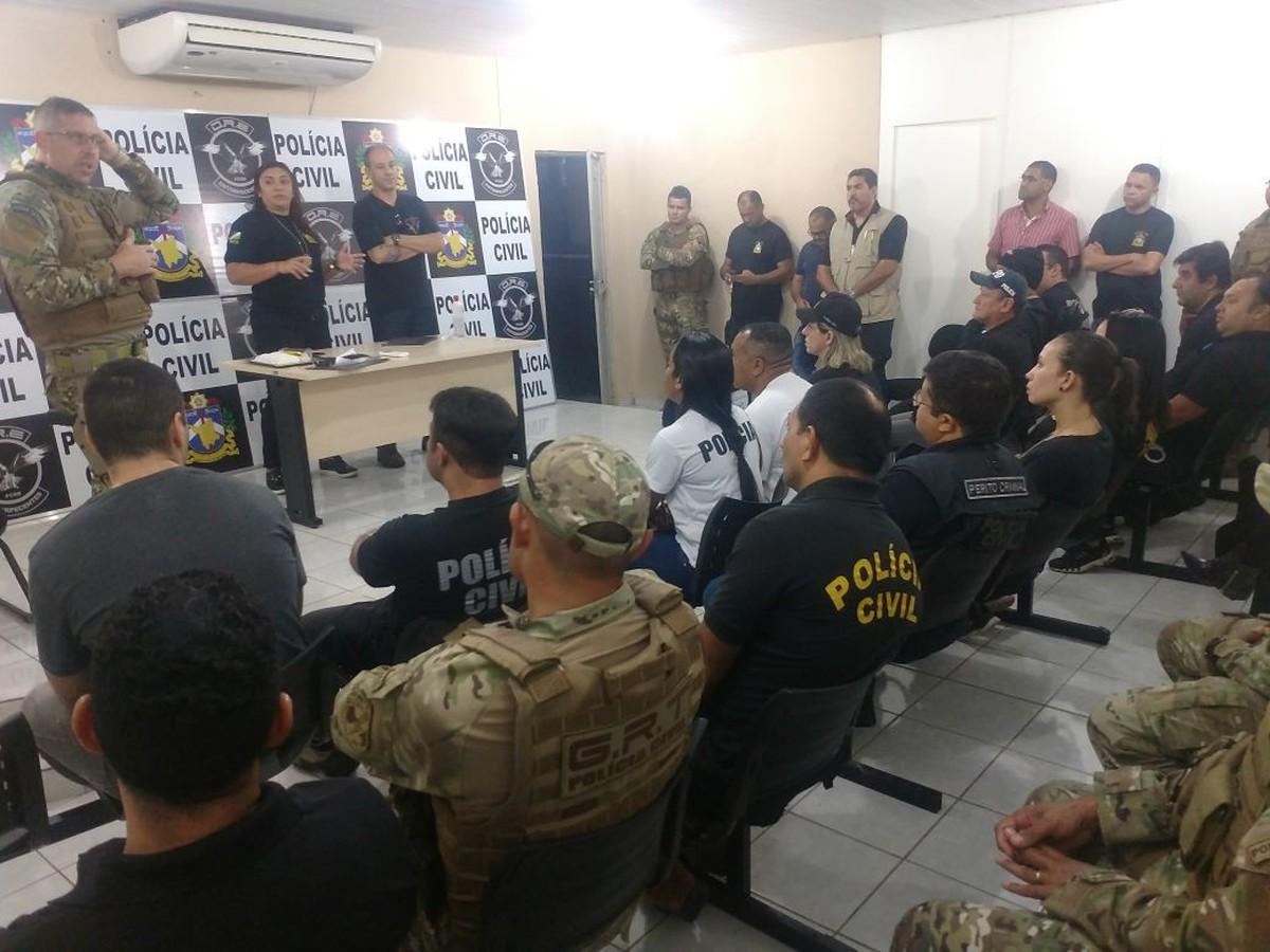 Polícia Civil faz operação de combate a pedofilia em Roraima