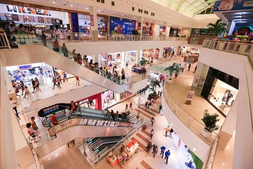 56ac24a13a2 ... Shoppings têm horário diferenciado no domingo de eleições — Foto   Divulgação