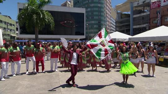 Grande Rio: veja a letra do samba-enredo do carnaval 2019 no RJ