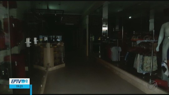 Diversas cidades registram falta de energia elétrica no Sul de Minas