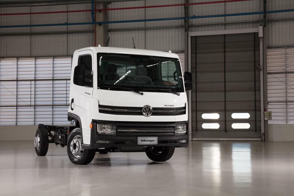 Volkswagen Delivery Express (Foto: Divulgação)