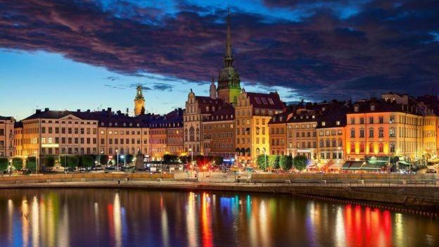 A Suécia, com uma população de apenas 10 milhões de pessoas, criou a reputação de ser um dos países mais inovadores da Europa (Foto: ALAMY via BBC)
