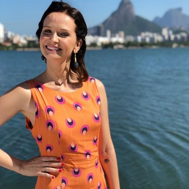 Fernanda Rodrigues (Foto: Reprodução/Instagram)