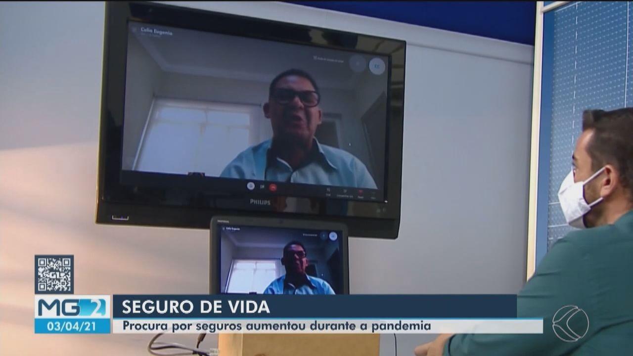 Procura por seguro de vida aumenta cerca de 30% em Araxá em 2021