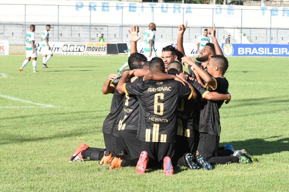 Central vai disputar a Série D pela 10ª vez — Foto: Elziney Santos