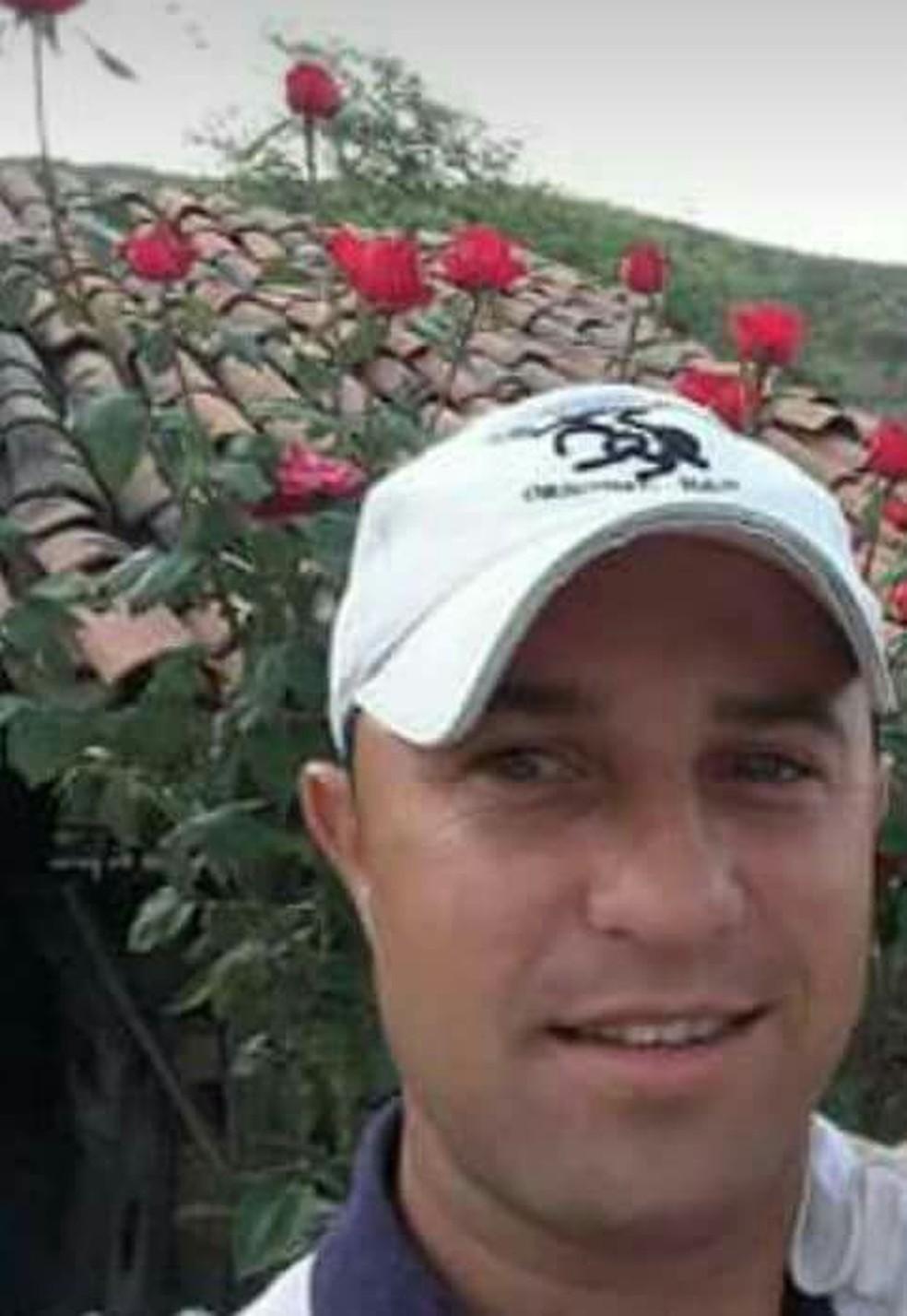 Homem morreu vítima de choque elétrico em Sairé (Foto: WhatsApp/Divulgação)