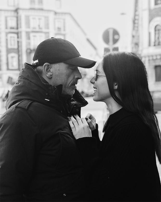 Eros e Aurora Ramazzoti (Foto: Reprodução / Instagram)