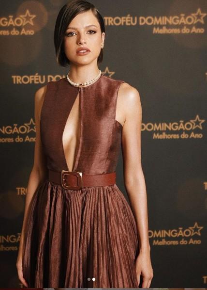 Agatha Moreira (Foto: TV Globo)