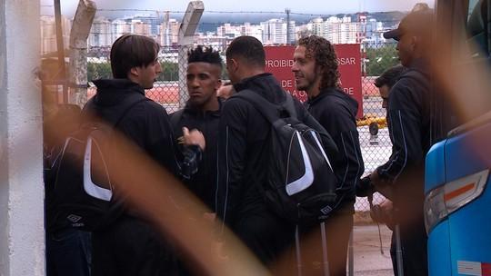 Com Luan e Jean Pyerre na delegação, Grêmio viaja para enfrentar Fortaleza e Flamengo
