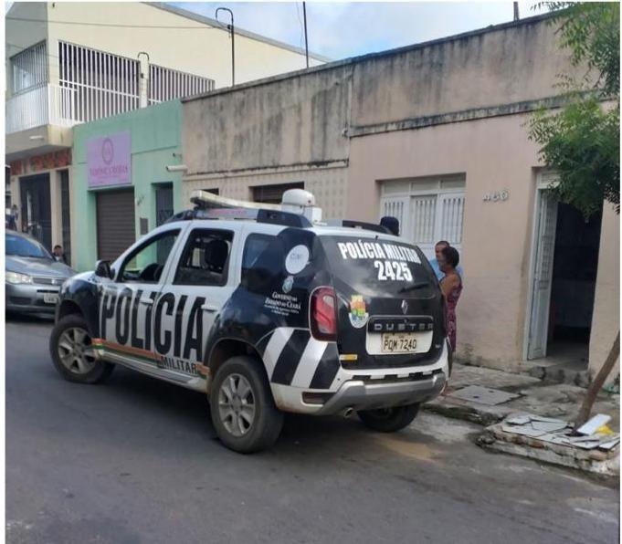 Suspeito de matar a própria mãe de 76 anos a facadas é preso no interior do Ceará