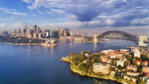 Sydney, Australia;  Il paese ha una società inclusiva e offre buone prospettive per professionisti qualificati (Foto: Getty Images via BBC News Brazil)