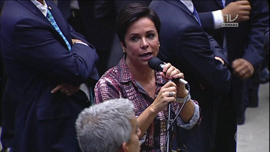 Cristiane Brasil é investigada por suposta associação com o tráfico