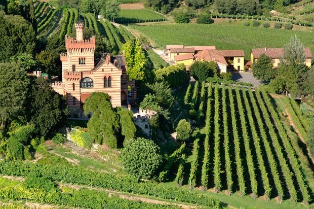 Franciacorta, Itália (Foto: in-Lombardia/ Reprodução)