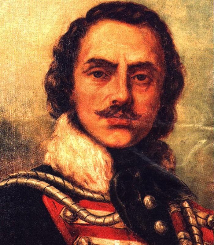 Casimir Pulaski teve seu esqueleto estudado (Foto: Wikimedia Commons)