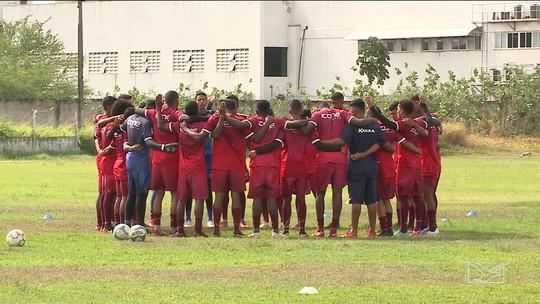 Maranhão mistura experiência com juventude para jogar a Copa FMF