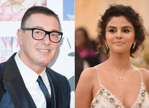 Stefano Gabbana chama Selena Gomez de feia  (Foto: Getty Images)