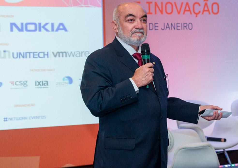 Presidente da Oi, Eurico Teles, que assumiu o cargo no final de novembro (Foto: Divulgação)