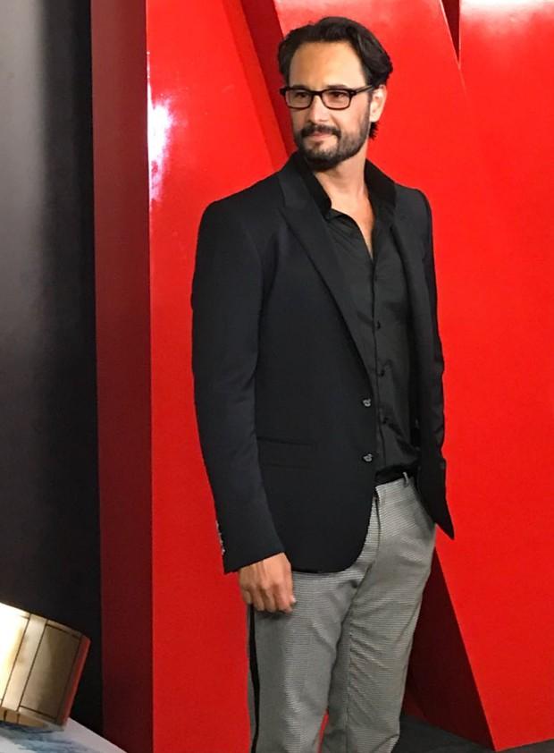 Rodrigo Santoro (Foto: Raquel Pinheiro/Ed. Globo)