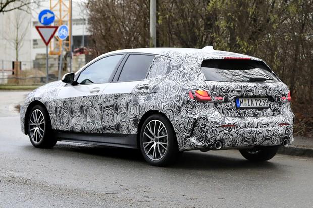 BMW Série 1 (Foto: Automedia)