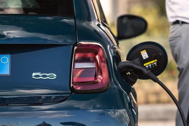 Fiat 500 EV (Foto: Divulgação)