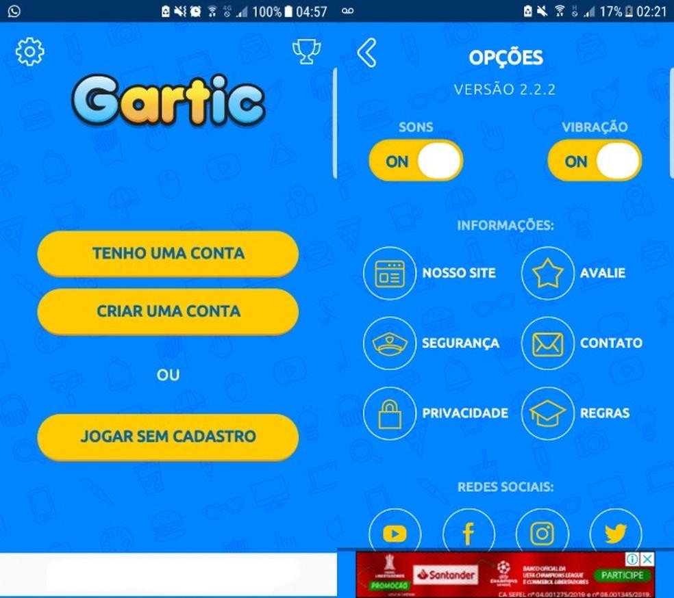 Como Jogar Gartic No Celular Android E Iphone Jogos De Raciocinio Techtudo