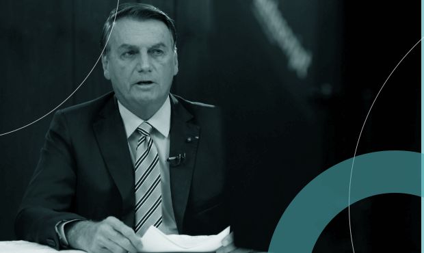 Bolsonaro em pronunciamento oficial: além de PIB e vacinas, presidente falou até da Ceagesp e de Araraquara