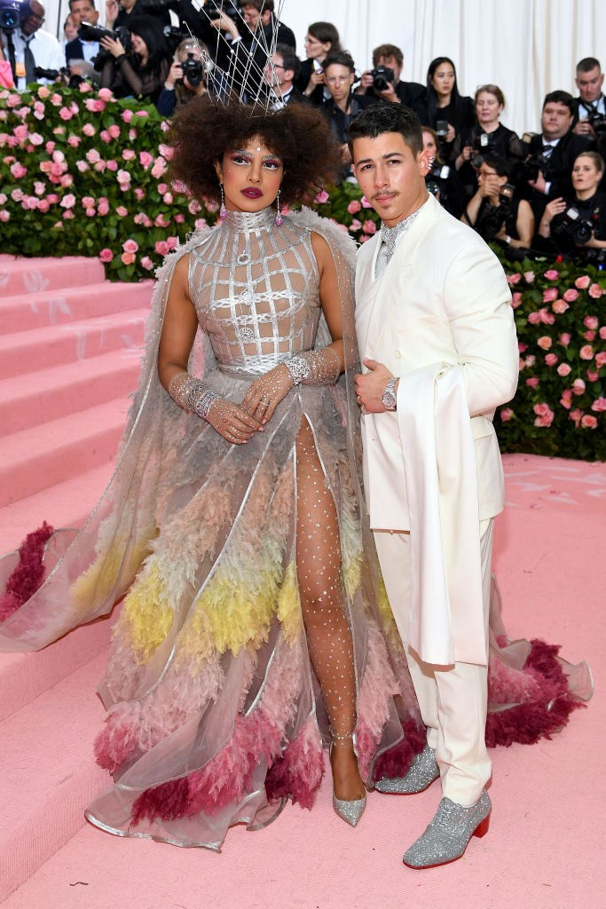 Nick Jonas e Priyanka Chopra (Foto: Getty Images)