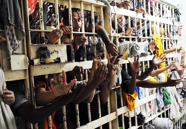 Presídio ; segurança ; prisão ; presidiário ; cadeia ;  (Foto: Antônio Cruz/Agência Brasil/Arquivo)